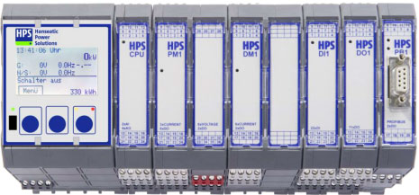 HPS - KSS Switching Unit for Ak. St. Georg